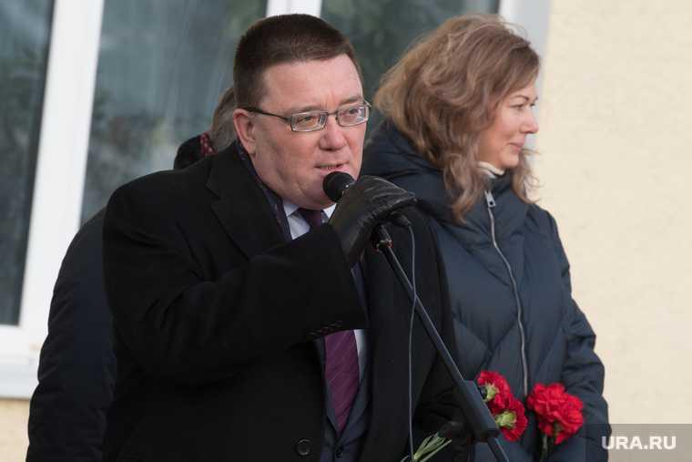 Игорь Рубцов Заксобрание советник Куйвашева