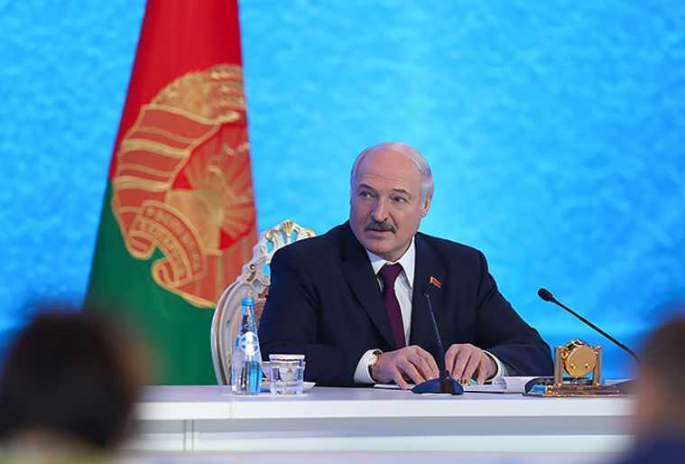 Лукашенко Белоруссия планы пятилетка власть