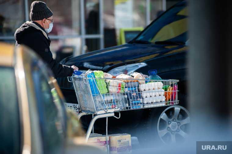 Привлекшие внимание Путина цены на продукты опередили инфляцию