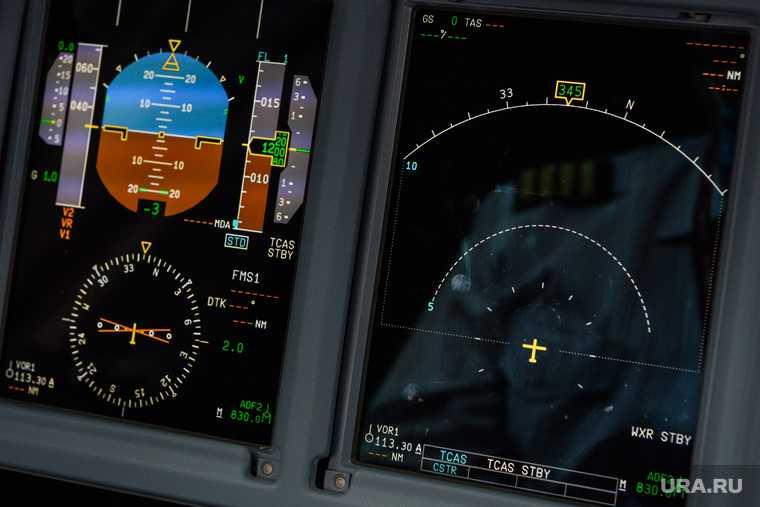 пассажирский самолет с пермскими двигателями