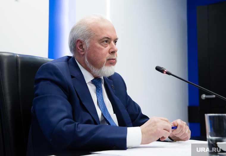 Вице-губернатор ХМАО Шувалов аппарат правительство Югры