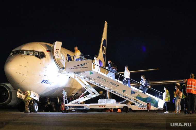 Отменены рейсы из Перьми в Салехард и Ноябрьск