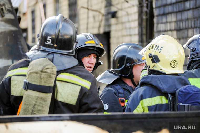 причины пожара пороховой завод Пермь