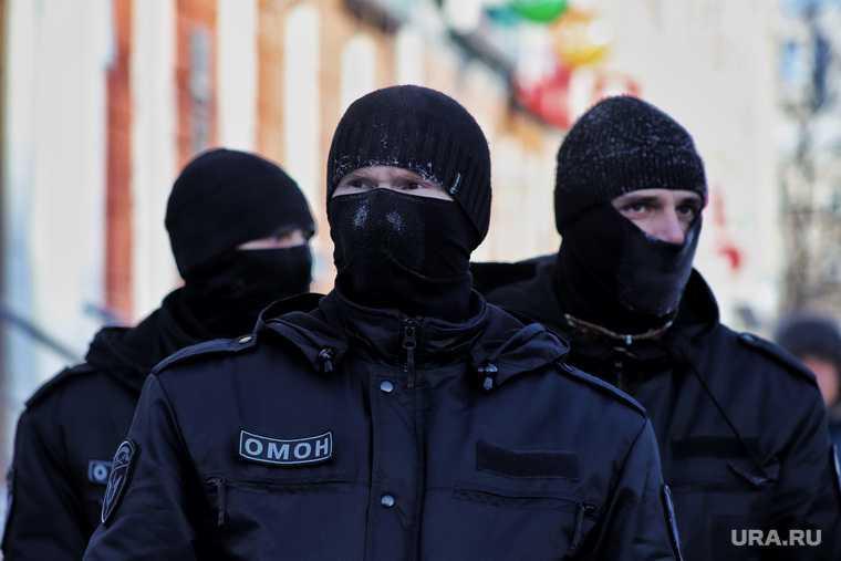 Навальный протесты в России