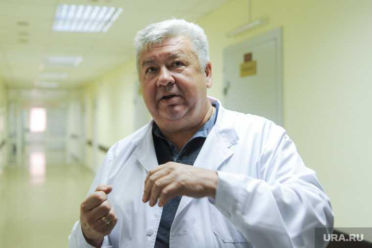 Челябинск выборы ректора вуз Важенин Волчегорский врач