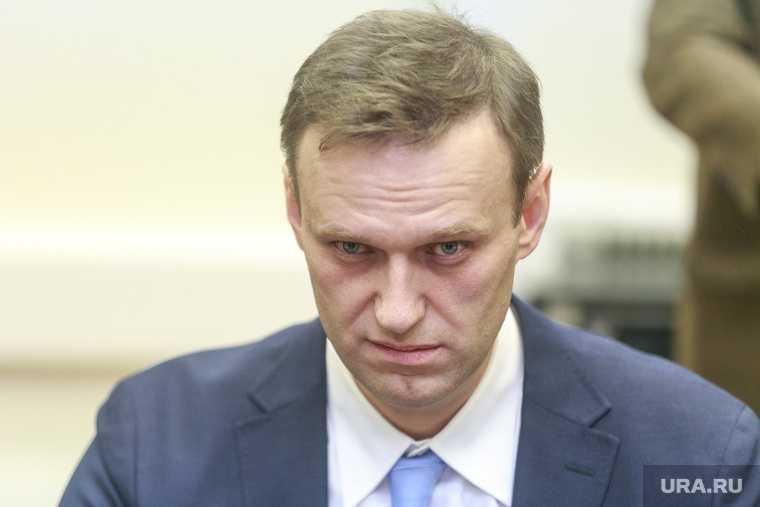 условия содержания Навального в колонии