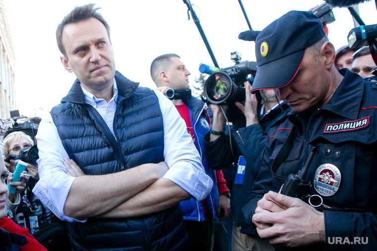 Навальный последние новости сегодня
