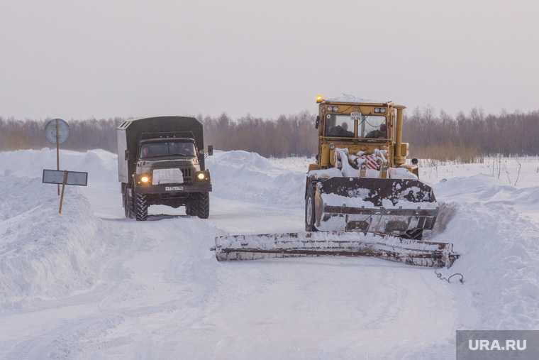 зимник Лабытнанги Теги ЯНАО проезд для полноприводных машин