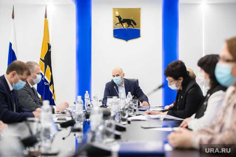 Глава Сургута Андрей Филатов проверка предшественник Вадим Шувалов