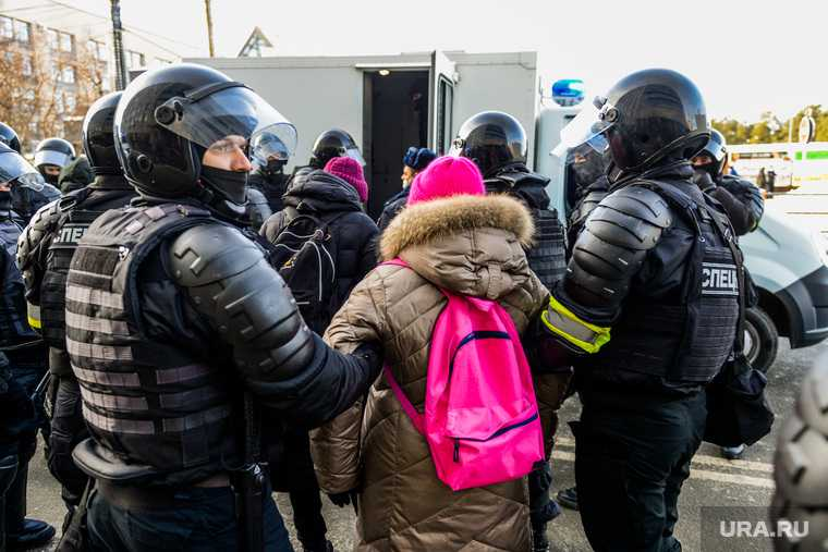 наказание за митинги