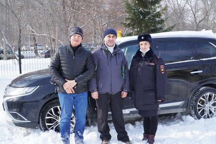 Курганец купил машину, которая находилась в федеральном розыске