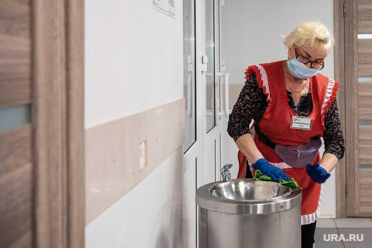 уборщицы выплаты больница Россия уборщицы врачи