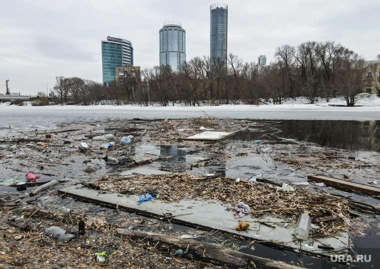 «Водоканал» сточные воды загрязнение рек Чусовая