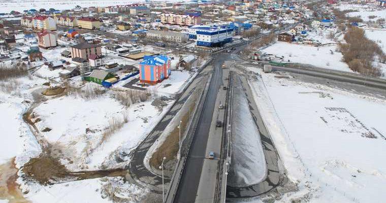 Салехард ЯНАО строительство экопарка
