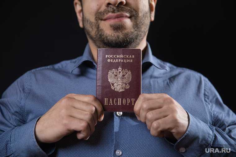 испорчен паспорт утеря что делать