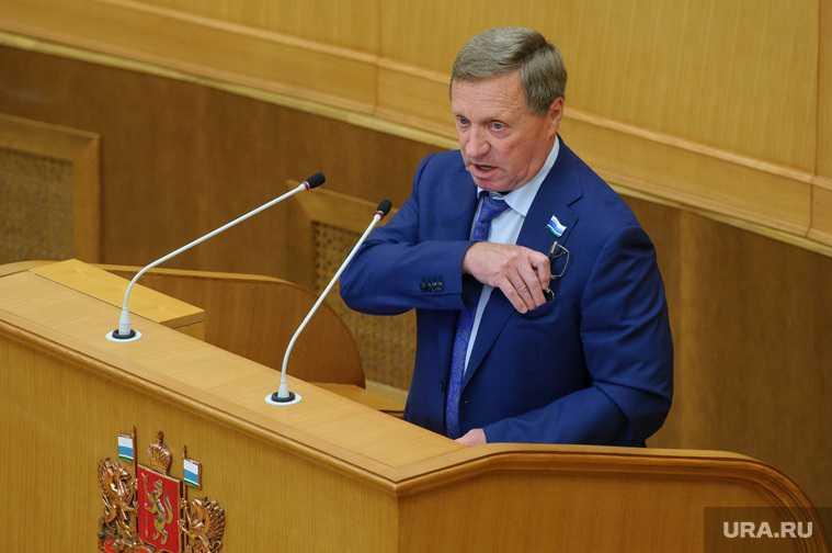 свердловское заксобрание выборы 2021 Владимир Никитин