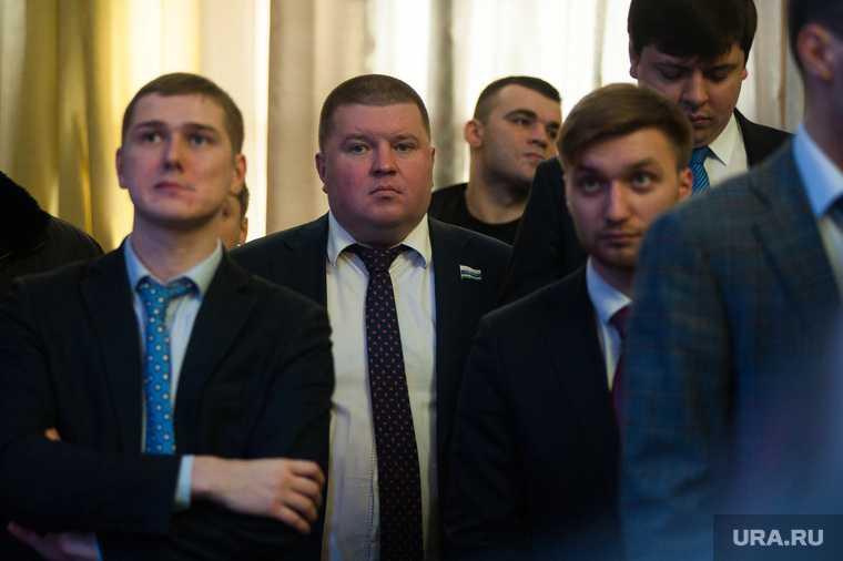 фракция ЛДПР свердловское заксобрание Михаил Зубарев Кирилл Некрасов
