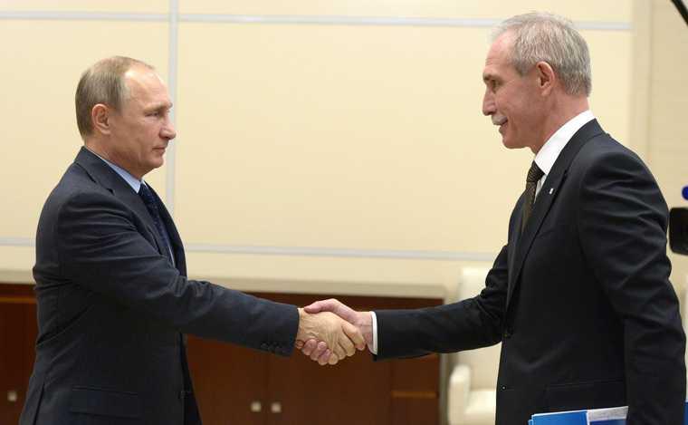 губернатор губер ульяновская область сергей морозов