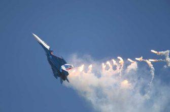 Франция продаст истребители Украине