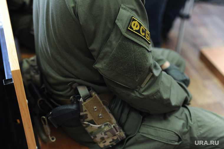 Челябинская область Златоуст мэрия ФСБ обыск выемка документы управление ЖКХ
