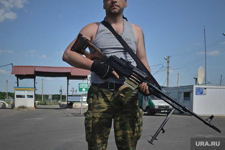 Днр донбасс украина россия рф добровольцы ополчение безсонов хлопин стрелков граница коронавирус