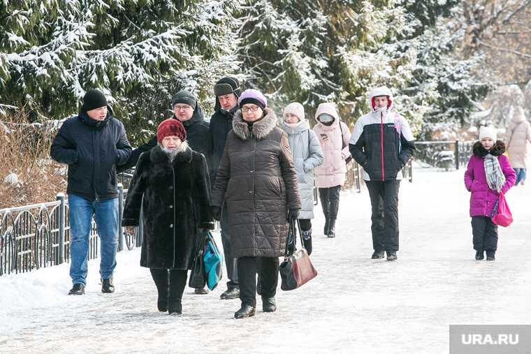 ограничения пенсионеры Свердловская область коронавирус 65+