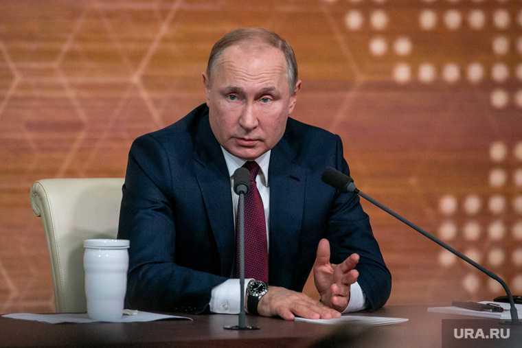 почему Путин решил привиться