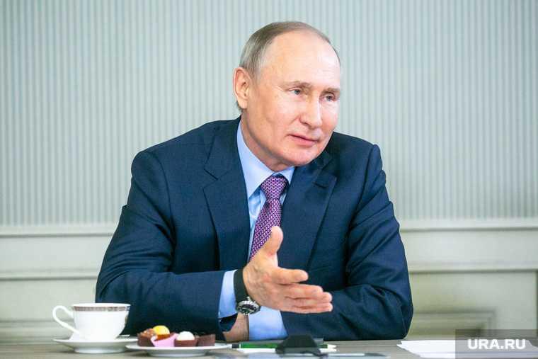 сколько зарабатывает Путин