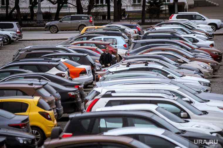 цена подержанных машин