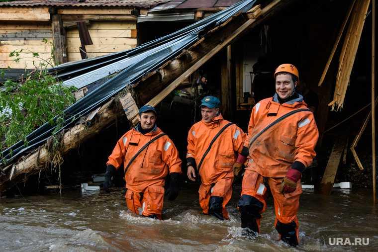 паводок Свердловская область прогноз наводнение