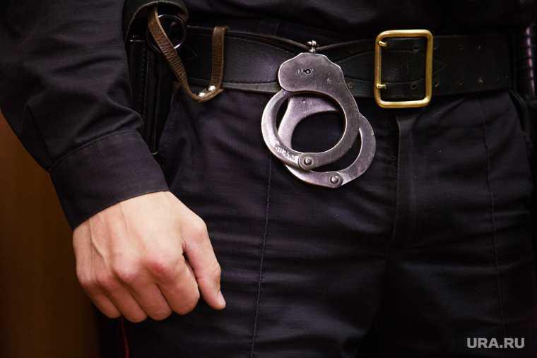 задержание Мурадова по делу о взятке