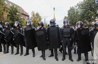 полиция акция навальный челябинск 21 апреля