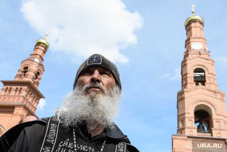 Деньги сейфы отца Сергия передали Екатеринбургской епархии