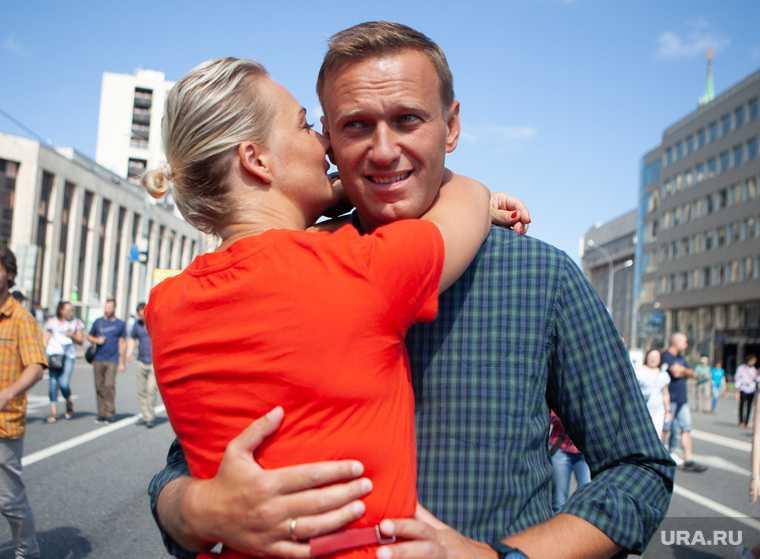 ФСИН и жена Навального сообщили разные данные о его здоровье
