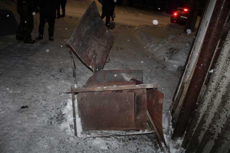 Курганец погиб из-за взрыва на работе. Фото
