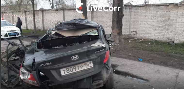 Пятеро подростков погибли в ДТП в Ростовской области