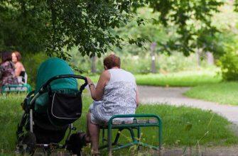 работающие пенсионеры декретный отпуск