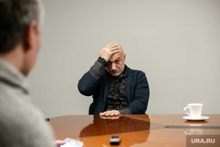 Интервью с Захаром Прилепиным. Москва