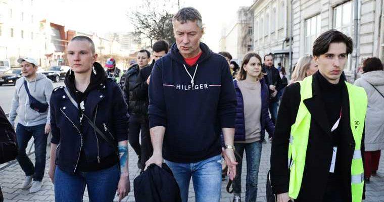 протесты митинги Навальный Екатеринбург