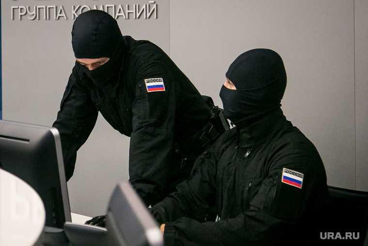 в Екатеринбурге прошли обыски по делу детской порнографии