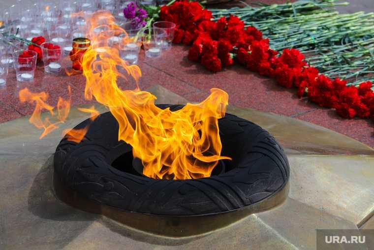 мемориал Победы в Ишиме