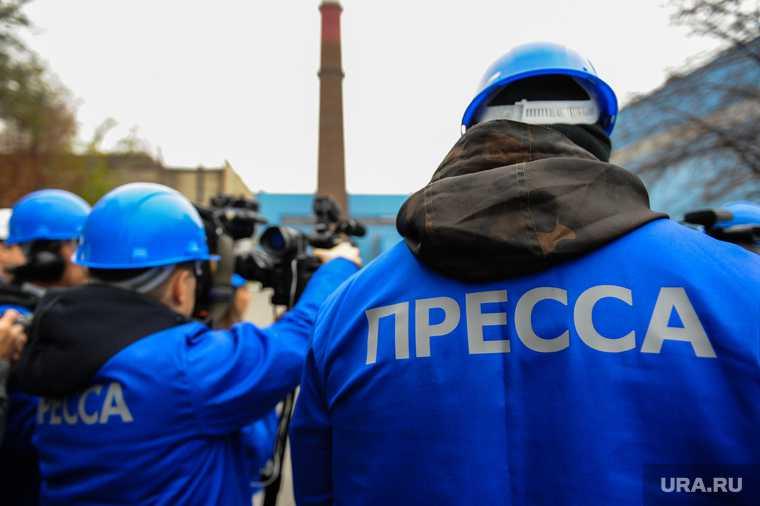 сторонник Навального представился работником СМИ