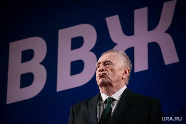 Жириновский хочет запретить Урганта