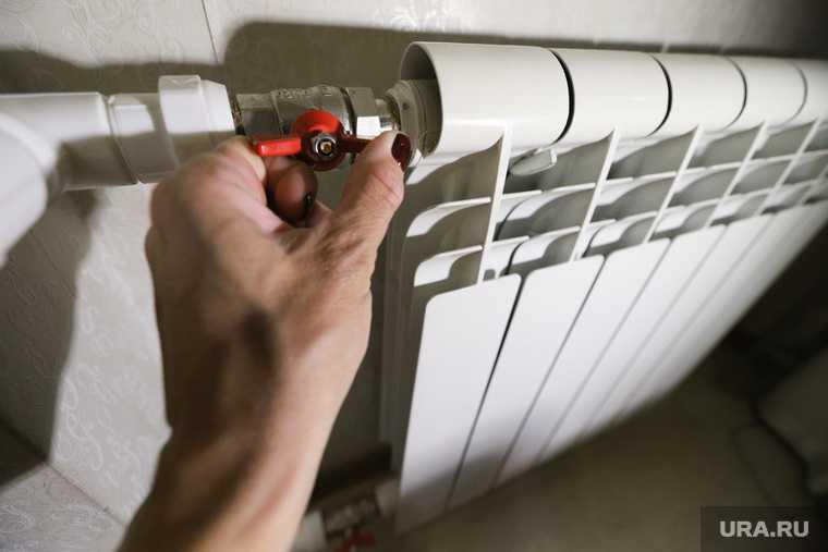 отопление Екатеринбург отключат батареи постановление мэр Орлов