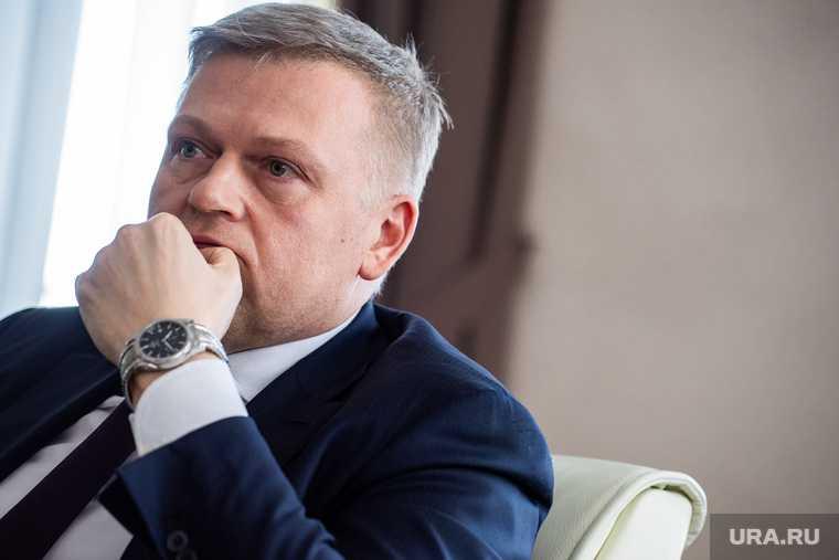 Самойлов Дмитрий экс-глава