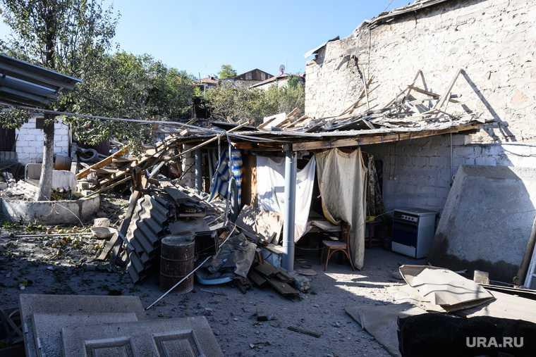 Никол Пашинян Владимир Путин Армения Россия Азербайджан Нагорный Карабах обострение обстрелы конфликт