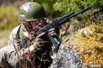 войска России на Украине