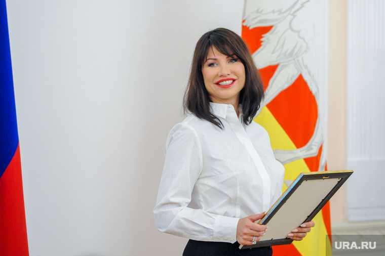 Челябинская область губернатор Алексей Текслер жена Ирина новости