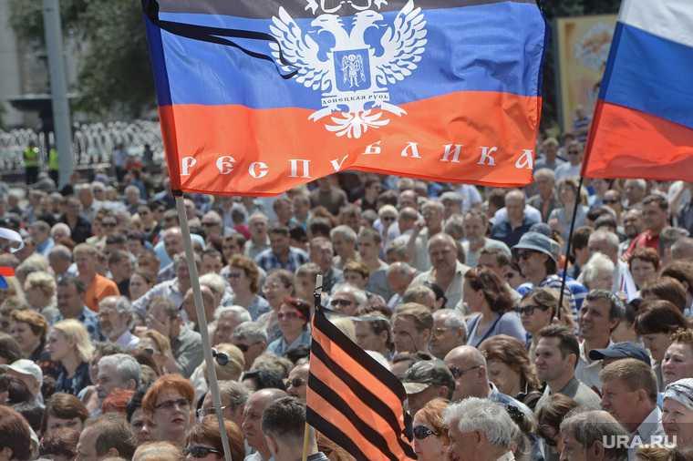 Единая Россия праймериз Александр Бородай Донбасс почему