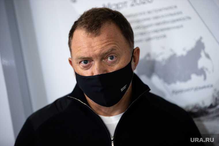 Олег Дерипаска может занять место в Кремле